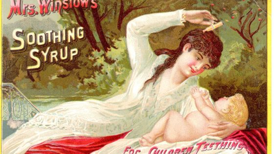 Mrs. Winslows Soothing Syrup