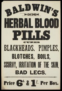 Balswin's herbal blood pills