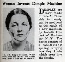 dimple making machine