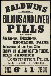 baldwins bilious and liver pills