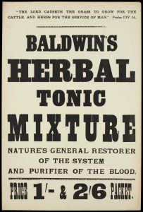 baldwin's herbal tonic mixture 1