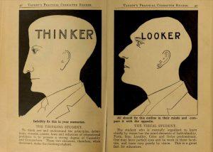 thinker, looker