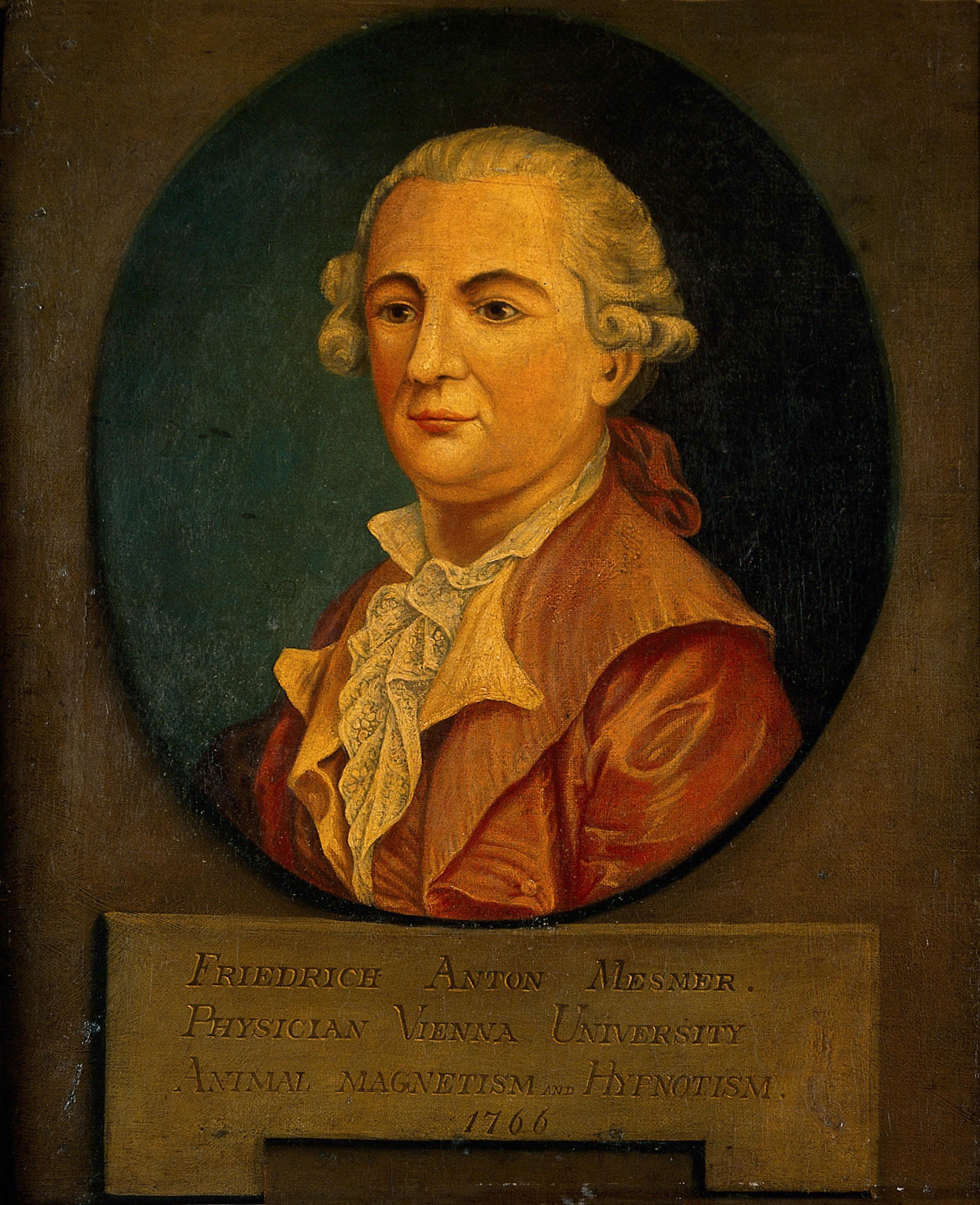 F.A. MESMER
