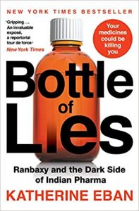 bottles of lies