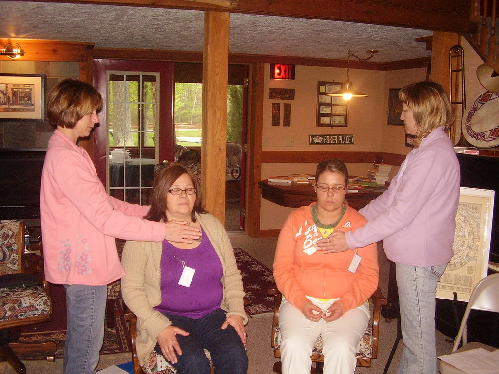 Reiki procedure