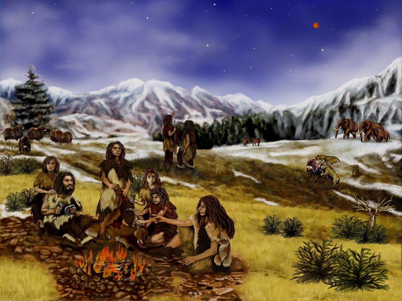 neanderthals covid