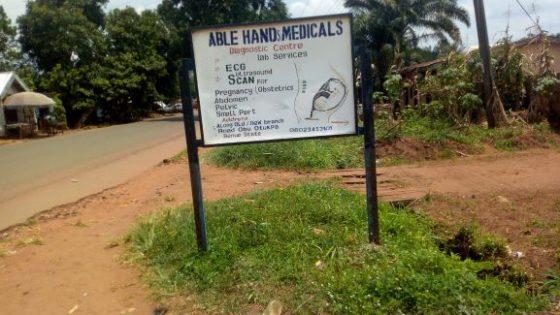 quack hospital in nigeria