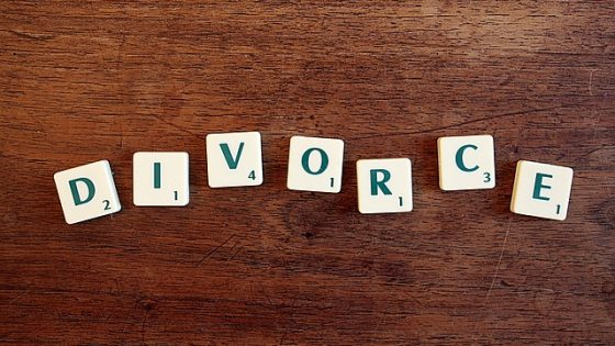 divorce stress